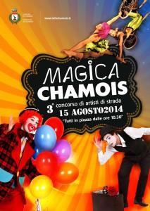 magica chamois 2014
