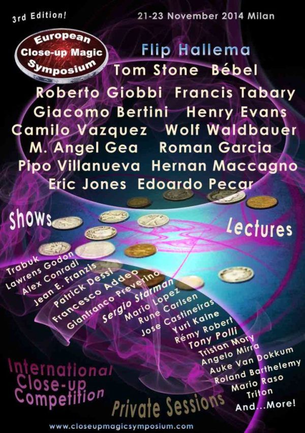Locandina convention 2014@20141005