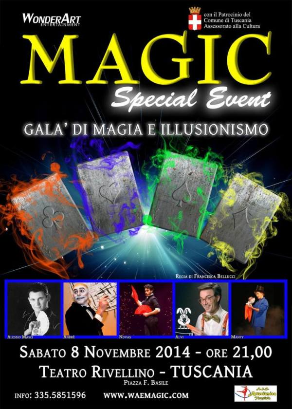 magic special event