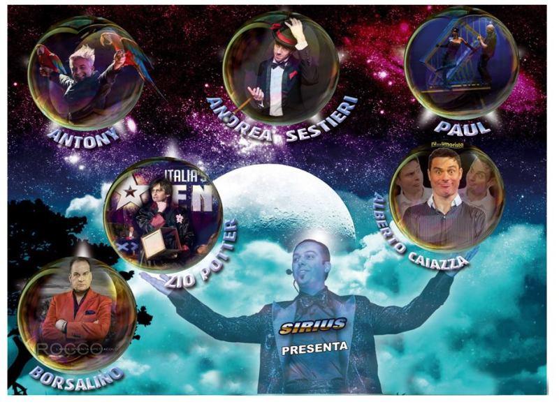 29 11 2014  Pordenone  14° Festival Internazionale della Magia