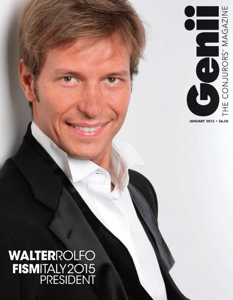 walter rolfo genii fism 2015