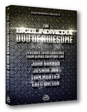 bbm awesome dvd