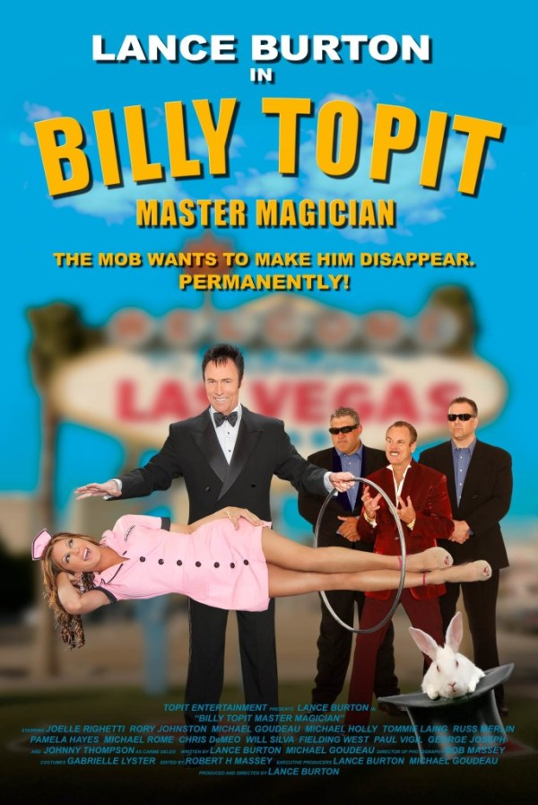 Billy Topit lance burton