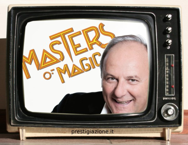 gerry scotti masters of magic 2015