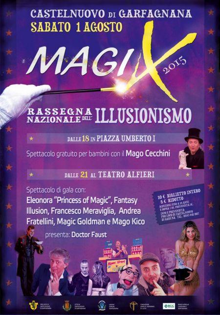 magix 2015 castelnuovo garfagnana lucca