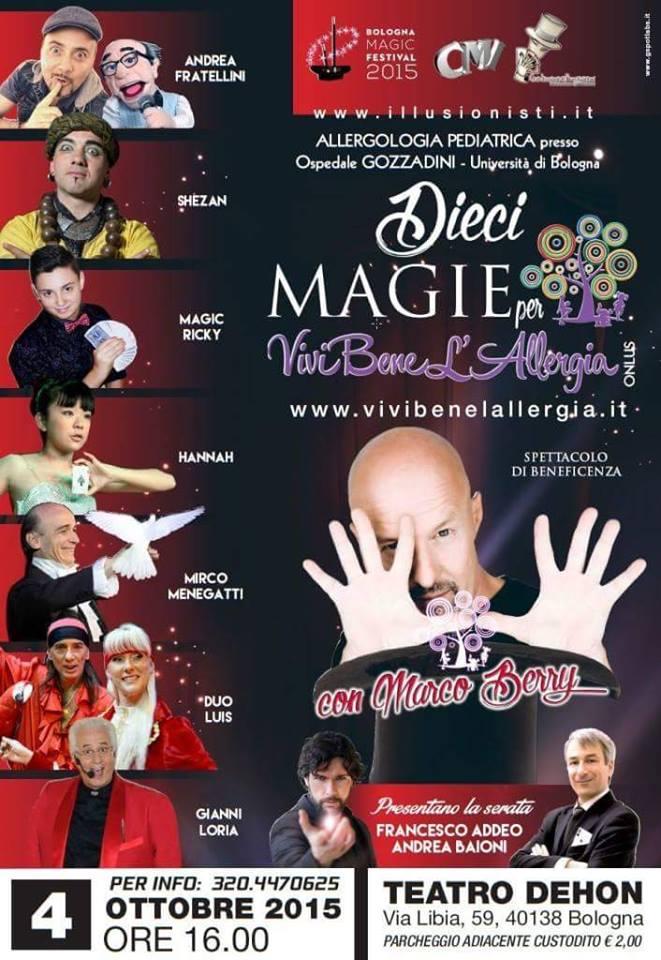 10 magie vivi bene allergia 2015