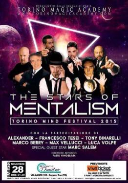 The Stars of Mentalism