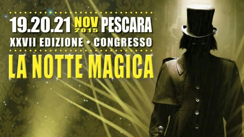 la notte magica 2015