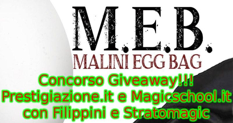 m.e.b malini egg bag filippini giveaway