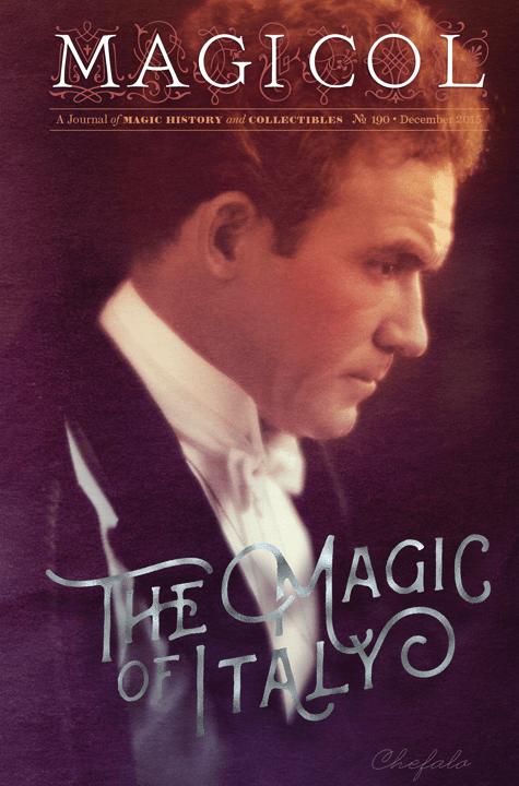 Magicol-190-Cover