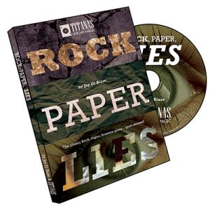 rock paper lies