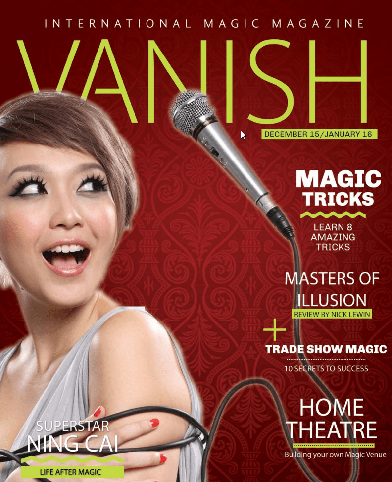 Vanish International Magazine Numero 23