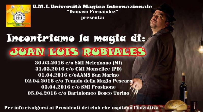 rubiales umi 2016