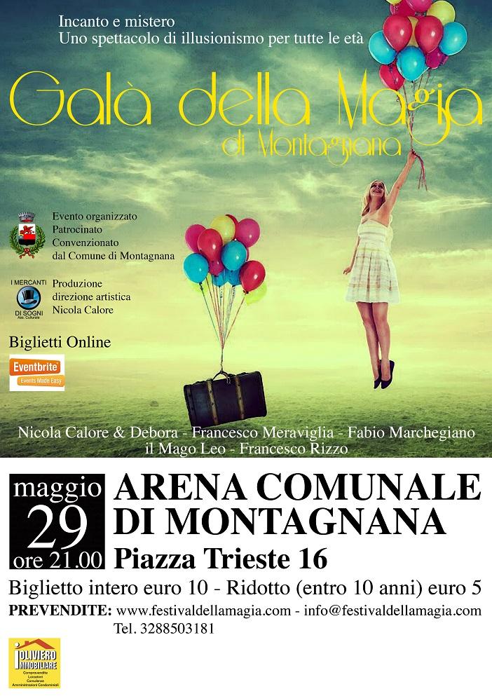 29 05 2016, Montagnana PD, Galà della Magia