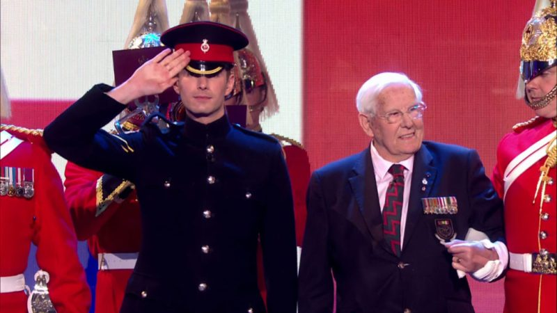 Richard Jones e Fergus Anckorn Britain's Got Talent final 2016