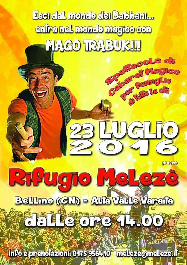 Trabuk_ Rifugio Melezè, in Val Varaita