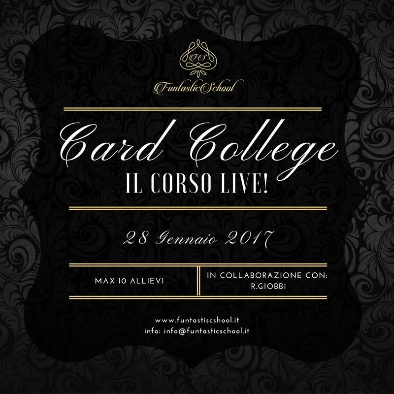 card-college-live-roberto-giobbi-2017-funtastic-shop-milano