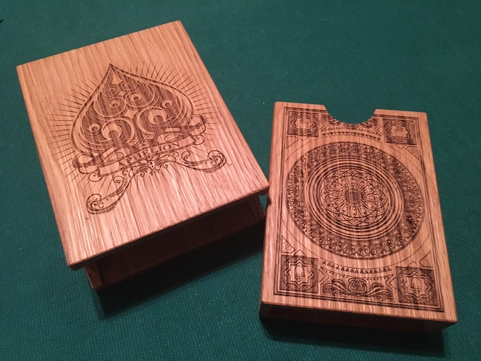 Aphelion™ Playing Cards (1)