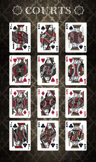 Aphelion™ Playing Cards (6)
