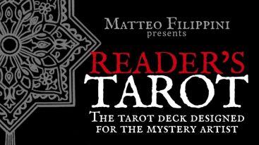 Tarocchi per Mentalisti, Reader's Tarot Deck di Matteo Filippini