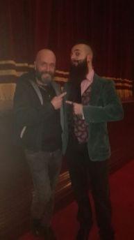 Tiziano Grigioni e Luciano Bernardini