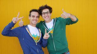 Vuuaalà! Che magia! Luca Bono su Boing! (4) Borja Montón