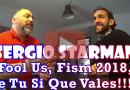 Sergio 🌟 Starman 🌟 : Fool Us, Tu Si Que Vales e Fism 2018 Korea
