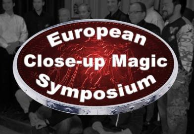 17-18/11/2018, Milano, European Close-up Magic Symposium
