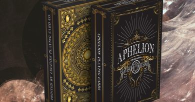 Aphelion™ Playing Cards Black Edition