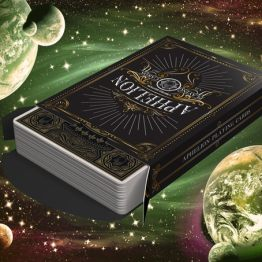 Aphelion™ Playing Cards Black Edition (2)