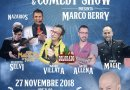 27/11/2018, San Mauro (TO), Marco Berry Onlus Magic & Comedy Show