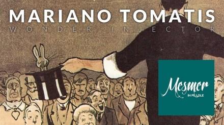 Mesmer in pillole di Mariano Tomatis