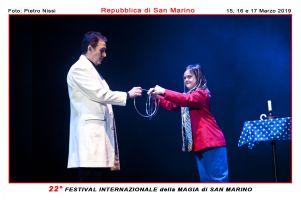 fidm2019 Gabriele Merli e Magica Gilly