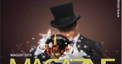 Magic Magazine UMI Anno 2019 Numero 05 Maggio