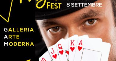 31/8-8/9/2019, Catania (Ct), Sicily Magic Fest