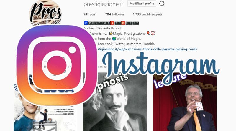 Prestigiazione.it su Instagram, segui il nostro profilo!