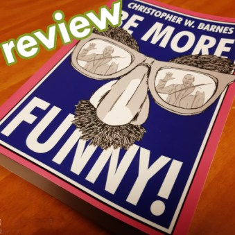 review_BE MORE FUNNY by Christopher w. barnes T. Magician - Book (3)
