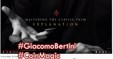 Tutorial di Giacomo Bertini: Classic Palm