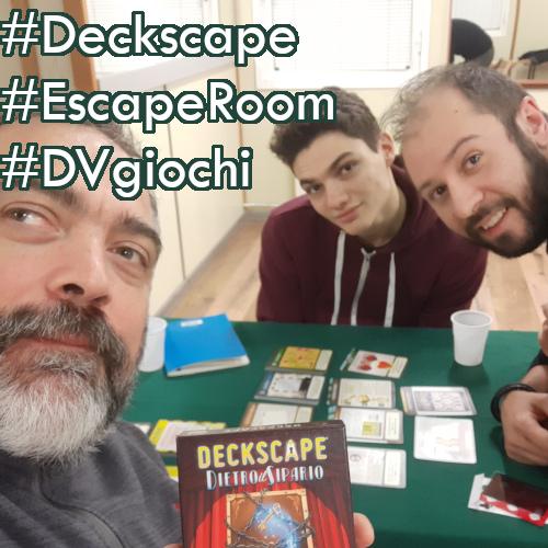 Deckscape instagram