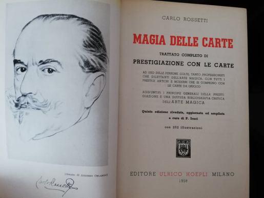 La Magia nei Libri - Carlo Rossetti (4)