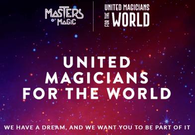 United Magicians for the World: aiuta anche tu i giovani artisti! #MOM2020 #MAGICNEVERSTOPS