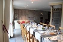 La Marguerite - Salle à manger & salon
