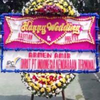 TOKO KARANGAN BUNGA WEDDING DI MENTENG, JAKARTA   JUAL KARANGAN BUNGA WEDDING