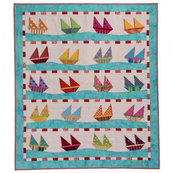 Sail Away 54 x 62