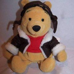 Kitchen Kits Retro Appliances For Sale Winnie The Pooh Pilot Stuffed Plush, Disney