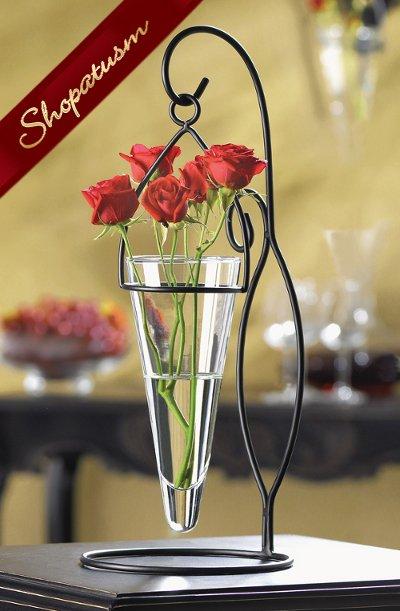 12 Wholesale Hanging Glass Vases Wedding Floating Candle