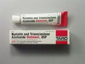 Nystatin And Triamcinolone Acetonide Cream Usp 60g ...