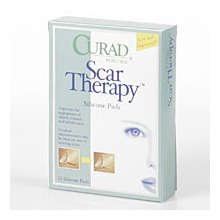 Curad Scar Therapy Silicone Pads 21 ct