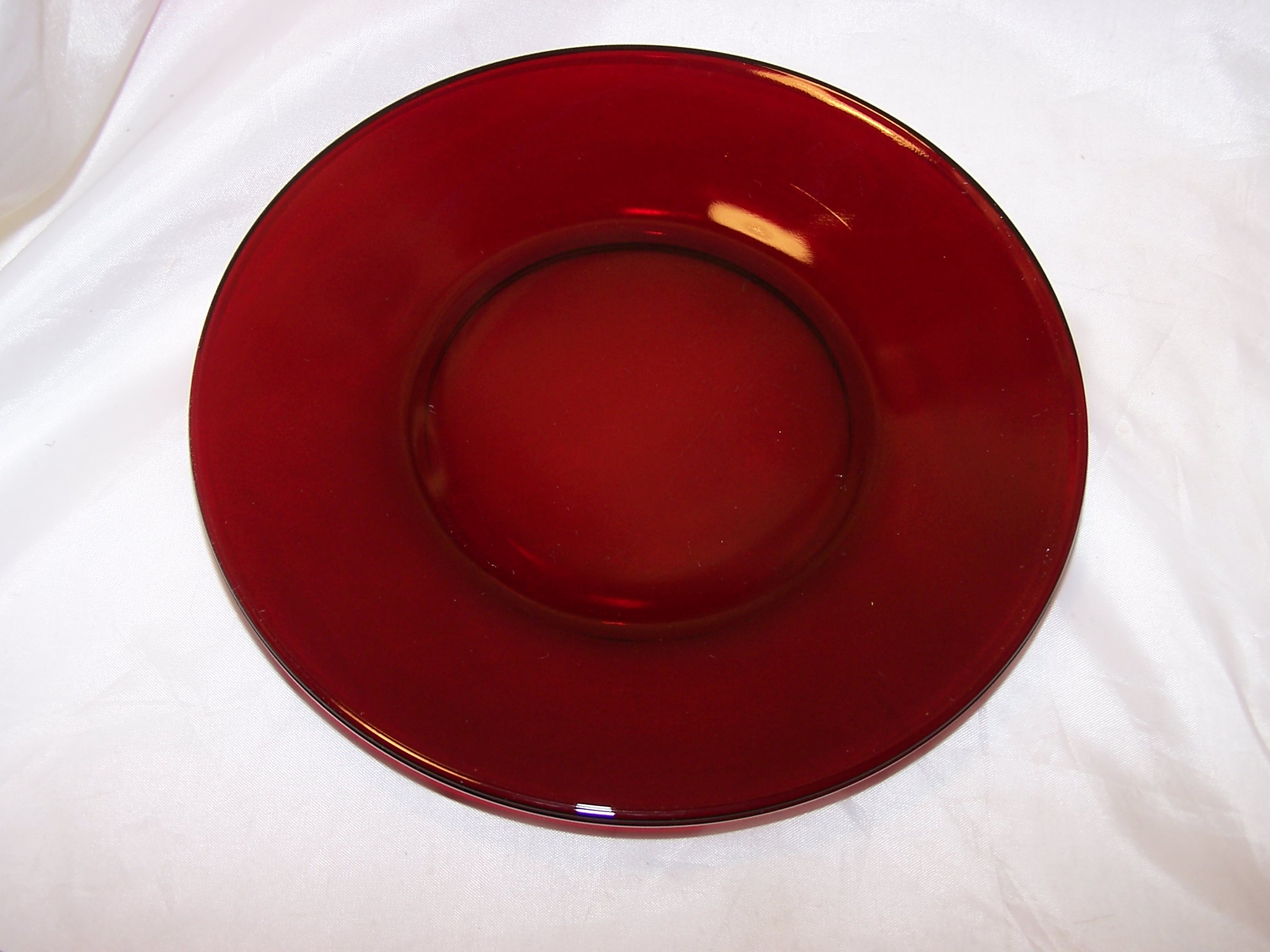 kitchen dining set unassembled cabinets wholesale ruby red depression glass plates, cups, sugar bowl