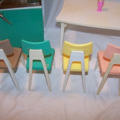 Stool Chair Dream Meaning High Table And Chairs Deluxe Barbie Kitchen Refrigerator
